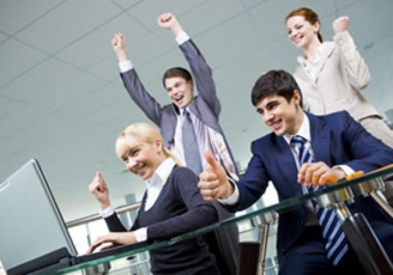 La generación Y no se compromete con la empresa sino con su líder.  (Foto: Photos to Go)