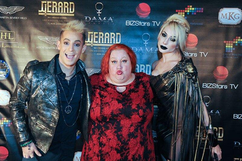 Sharon Gault es makeup artist profesional y trabaja para celebs como Lady Gaga, Miley Cyrus y Madonna.
