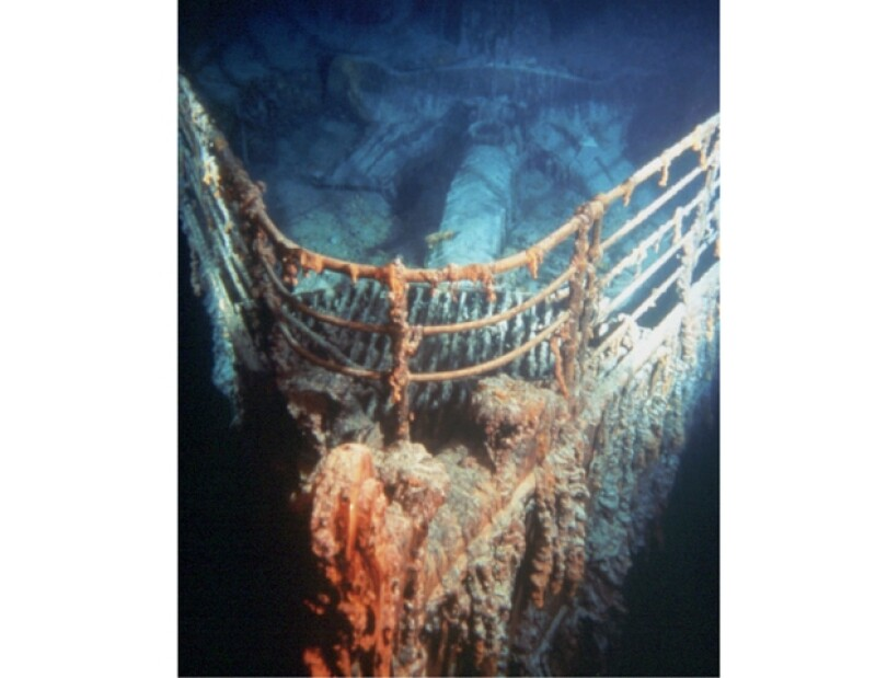 El 1 de septiembre de 1985, la expedición liderada por Robert Ballard descubrió, en el fondo del Atlántico Norte, los restos del naufragio del Titanic.