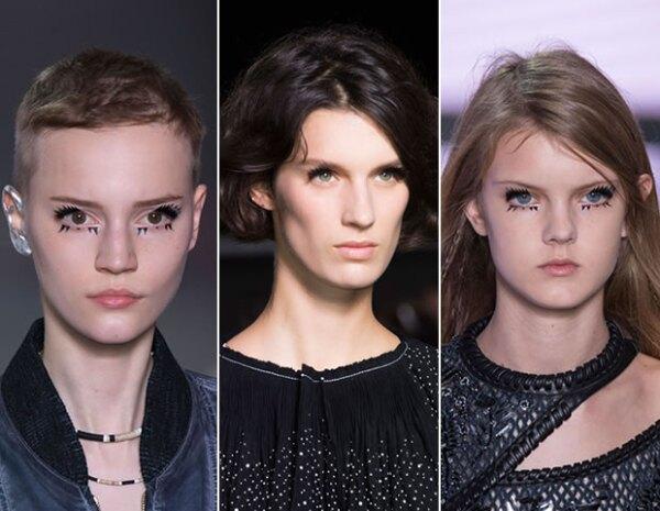 Pat McGrath fue la encargada de hacer el beauty look inspirado en heroínas de los videojuegos.