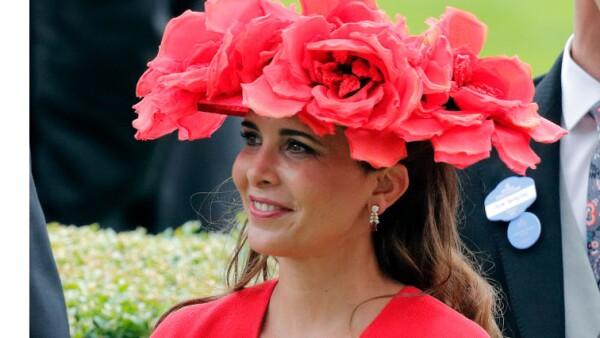 princesa Haya de Jordania