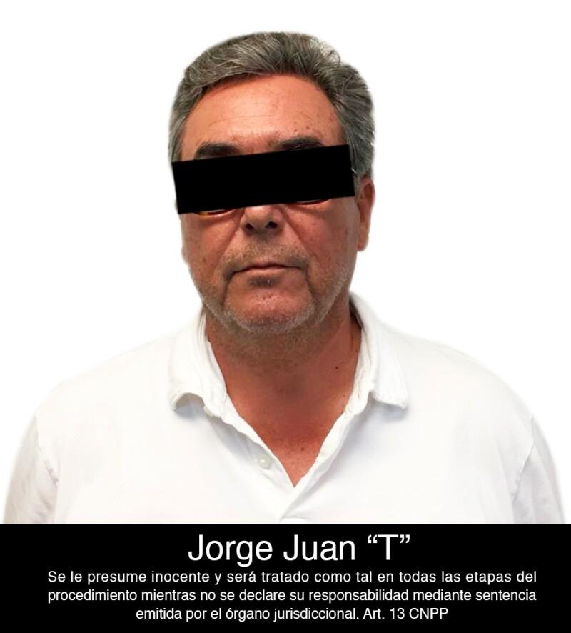 Jorge Torres detenido