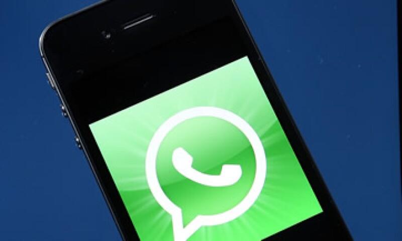 La suspensión de WhatsApp fue ordenada en todo el territorio brasileño. (Foto: Getty Images )