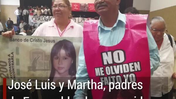 Las víctimas de Juárez hablan de su búsqueda de justicia