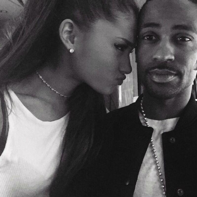 Ariana Grande tiene una gran colección de fotos con su ahora ex novio en Instagram.
