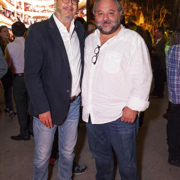 Manuel Gilardi, Salvador De la Fuente