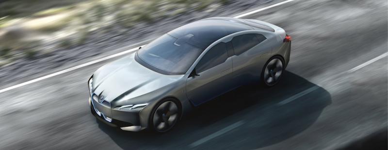 i Vision Dynamics, de BMW