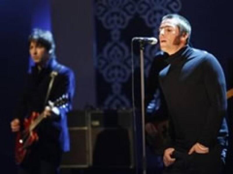 Los conciertos de Oasis fueron cancelados en China. (Foto: AP)