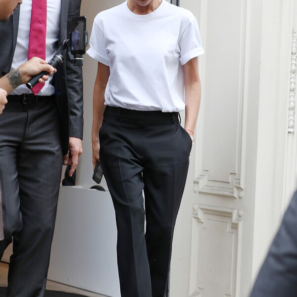 Victoria Beckham out and about, London, UK - 05 Sep 2017