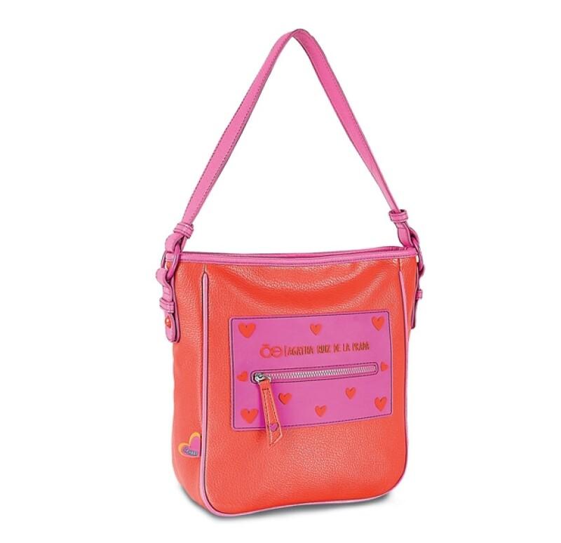 Los colores vibrantes son sello de Agatha Ruiz de la Prada.