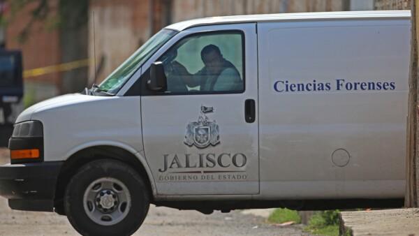Cuerpos sin identificar en Jalisco
