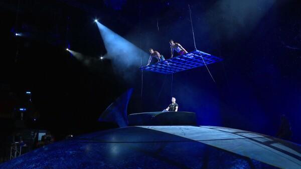 FINDE -AFP- El tributo de Cirque du Soleil a Soda Stereo