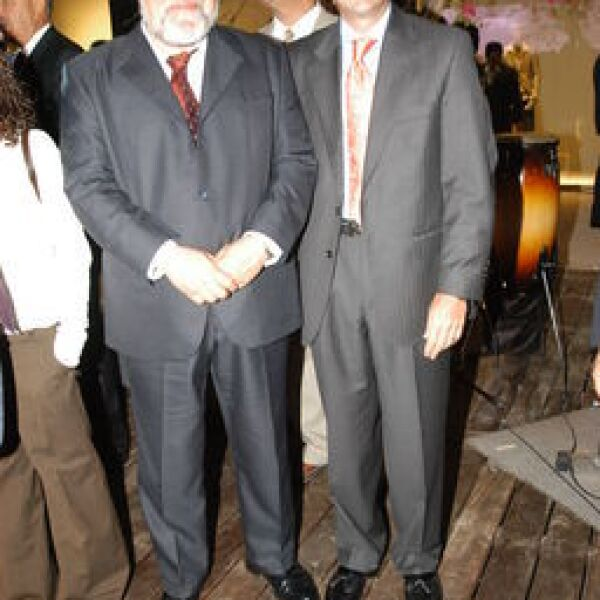 Alejandro Encinas, Javier Garcia Herrera
