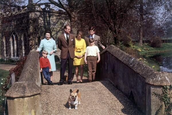 Royal familiy, 1968