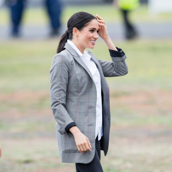 The Duke And Duchess Of Sussex Visit Australia - Day 2