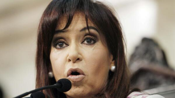 Cristina Fernández es acusada de asociación ilícita
