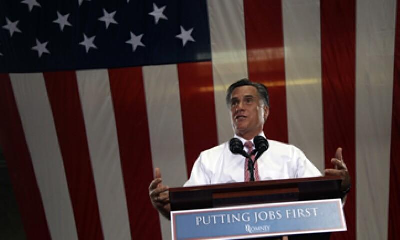 Romney posee un patrimonio neto de 264 mdp y es uno de los candidatos presidenciales más ricos en la historia de Estados Unidos. (Foto: AP)