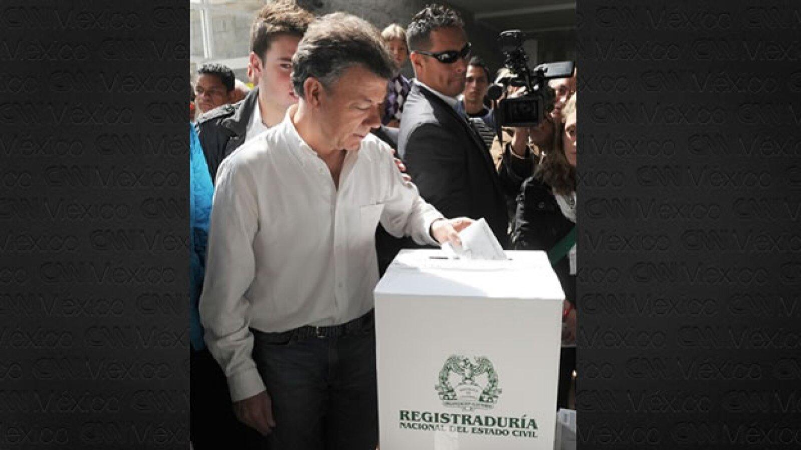 voto de santos AFP