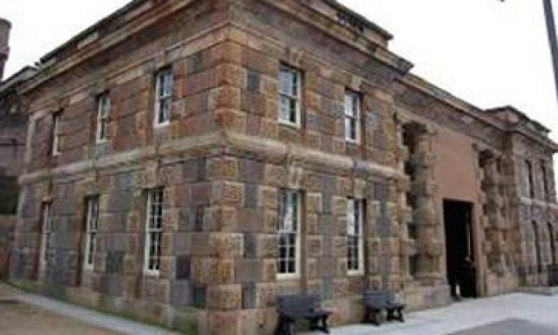 La antigua cárcel ocupa 52,000 metros cuadrados de área. (Foto: Tomada del sitio www.hamiltonarchitects.co.uk)