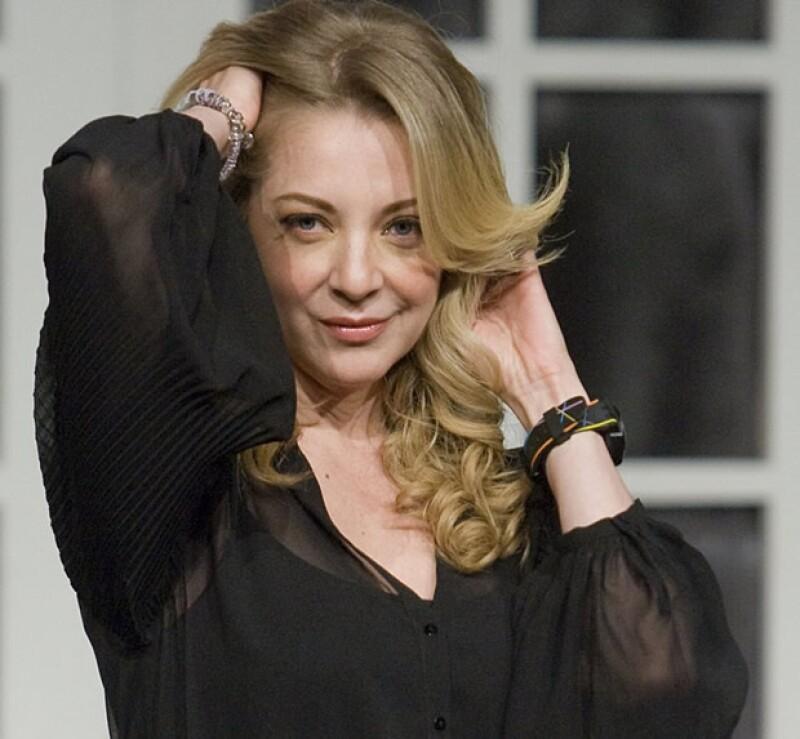 Ha sido protagonista de telenovelas, series, películas y obras de teatro, pero ahora la actriz explotará su faceta como conductora, a partir de este domingo.