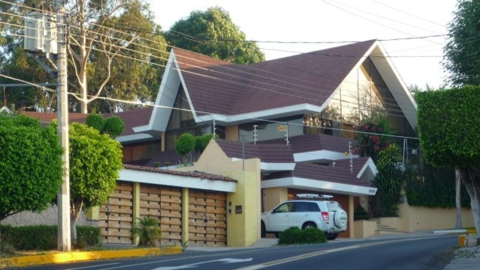 casa Nacho Coronel