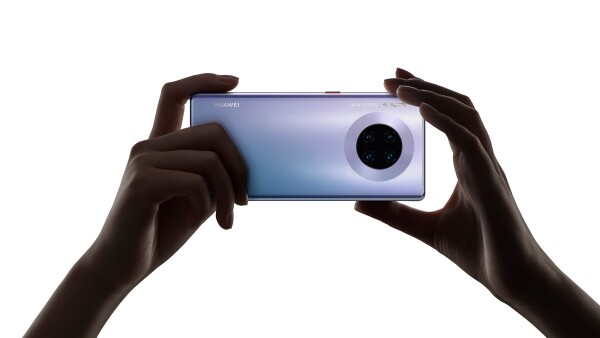 Pese a conflictos con EU, Huawei venderá el Mate 30 Pro llega a México