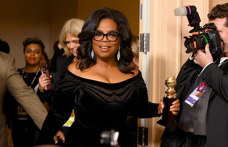 Oprah Winfrey - Destacda
