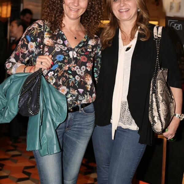 Cynthia Katz y Tali Wilk