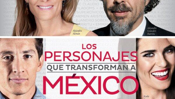 Alejandra Alemán, Alejandro González Iñárritu, Jorge Ramos, Kate del Castillo, entre otras personalidades forman este año la lista de Quién 50. Conoce las categorías que reconocemos en este 2015.