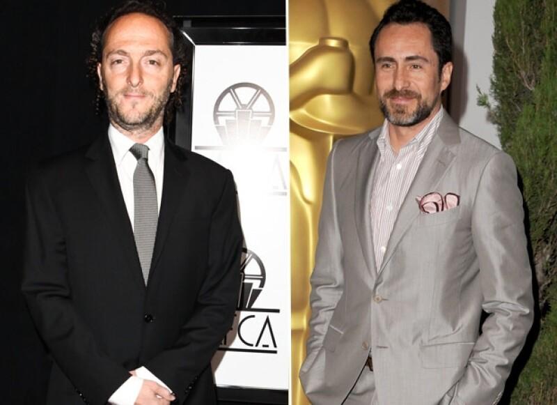 Lubezki ha sido nominado en seis ocasiones al Oscar,mientras que Demian Bichir ha sido candidato a la presea por `Una vida mejor´.
