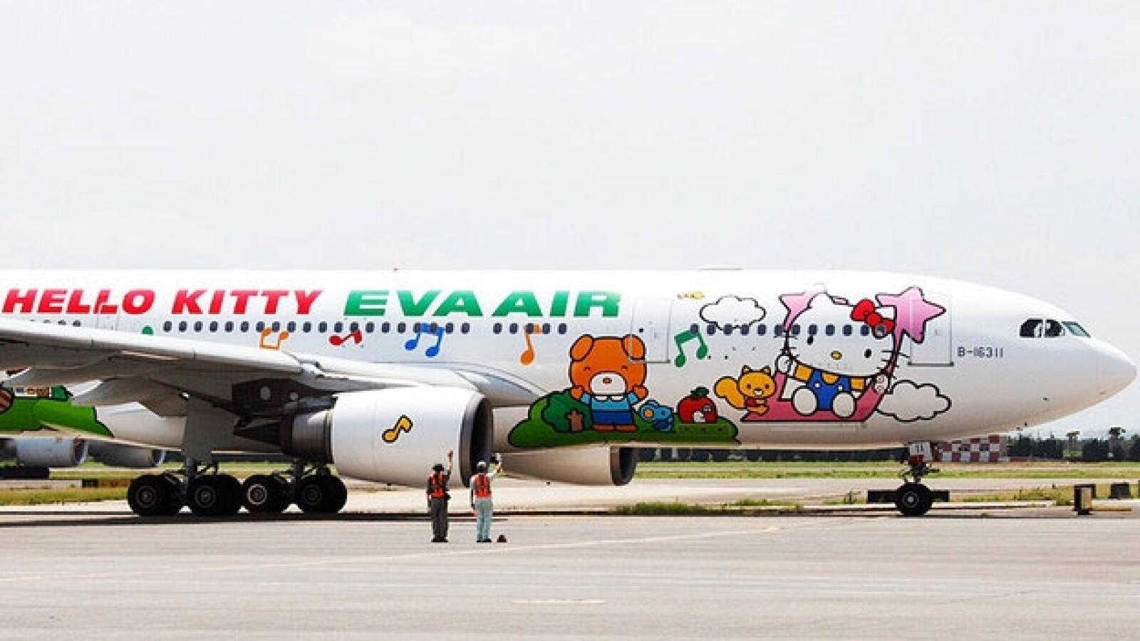 avion cute aeronave viaje turismo