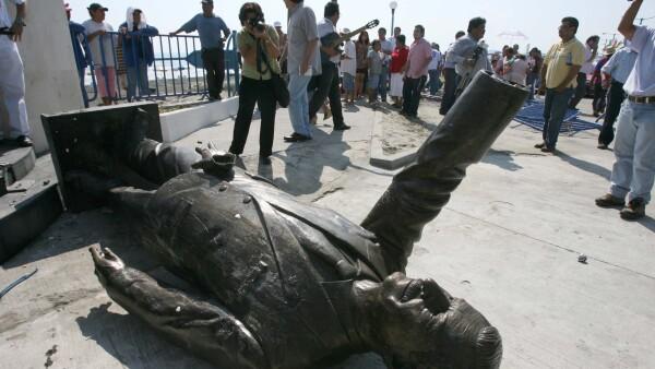 Estatua de Fox