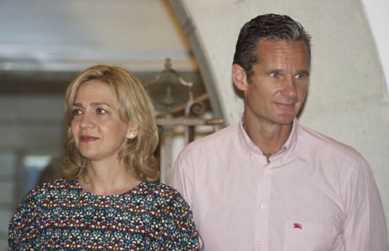 Cristina e Iñaki se encuentran en medio de una tormenta mediática por el sonado caso de corrupción.