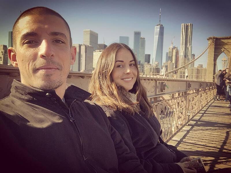 Zuria Vega dedica romántico video a Alberto Guerra por su aniversario