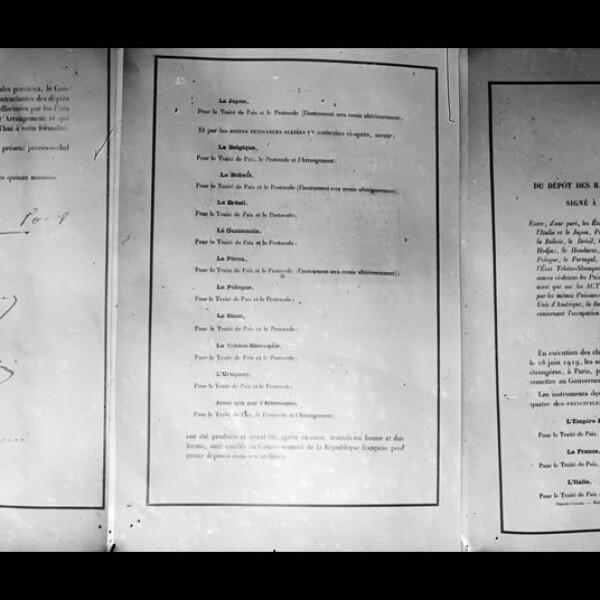 Tratado de Versalles 2