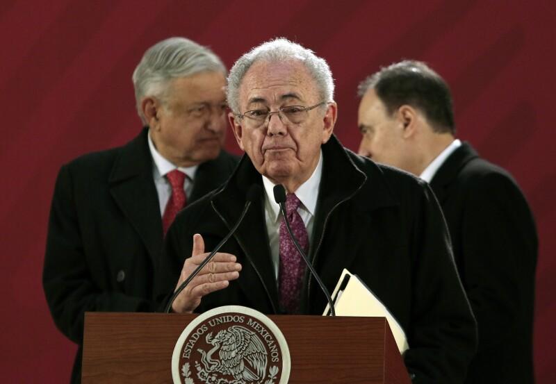 SCT Jiménez Espriú AMLO López Obrador