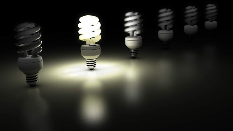 energía luz cfe