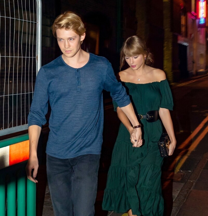 Taylor Swift y Joe Alwyn