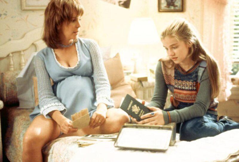 El par de actrices en una escena de My Girl 2.