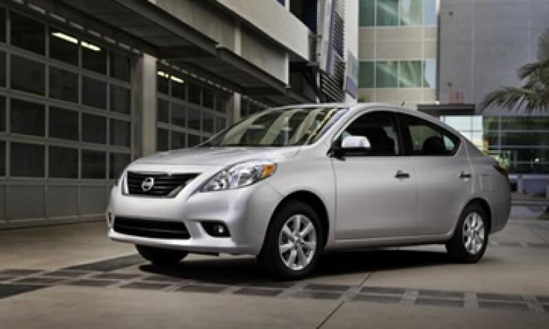 Nissan dijo que no se ha registrado un accidente por las unidades con defecto. (Foto: AP)