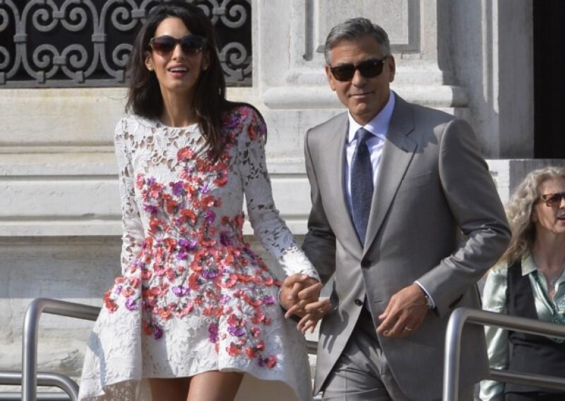 La boda del actor de 53 años y la exitosa abogada en Venecia acaparó la atención del mundo del espectáculo este fin se semana. Aquí los detalles.