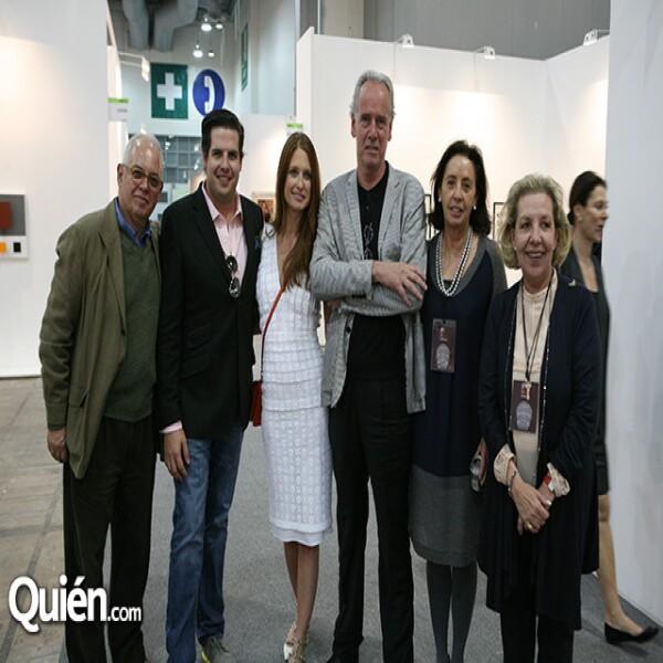 Abel Quesada,Rafael Yturbe,Zelika García,Jan Hendrix,Alejandra Yturbe,Mariana Perez Amor