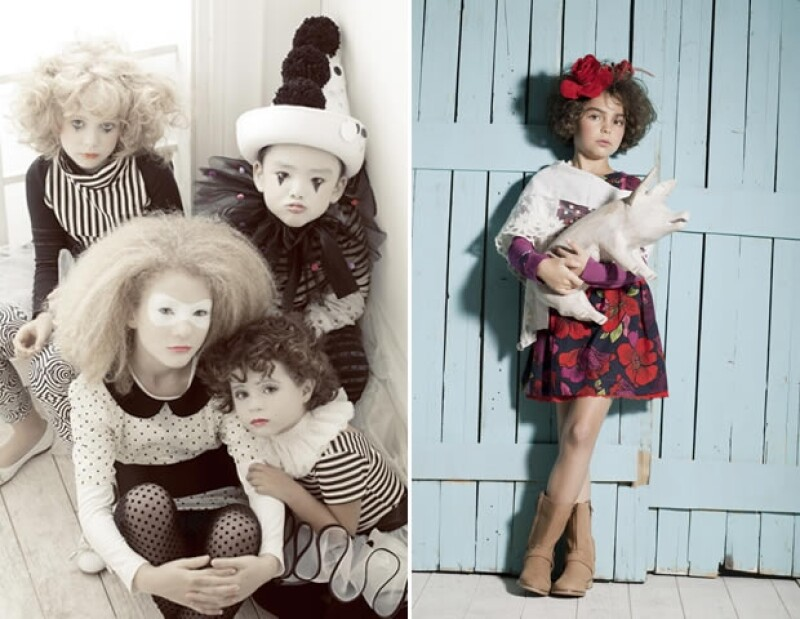 Una de las mujeres mejor vestidas del país se ha dado a la tarea de impulsar la industria de la moda infantil a través del bbmundo Day of Fashion 2012.