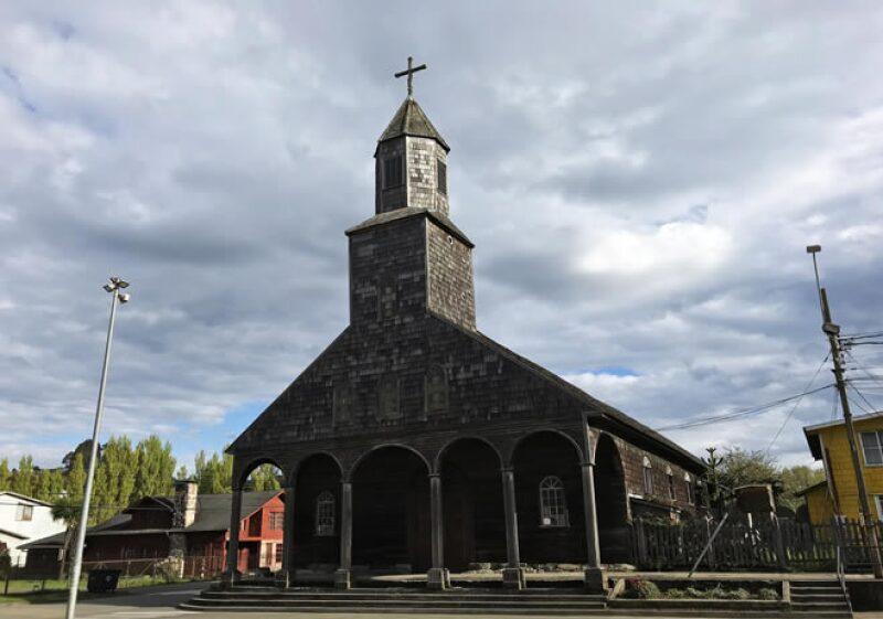 Iglesia de Madera Chile 1