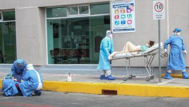 México alcanzó el medio millón de contagios por Covid-19 y supera las 55 mil muertes.