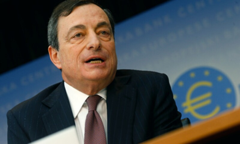 La inflación en la zona euro se encuentra en 0.8%, por debajo del objetivo del BCE. (Foto: Reuters)