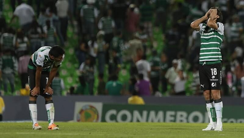 Santos vs. Lanús