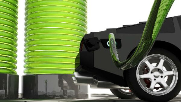 planta de biocombustible