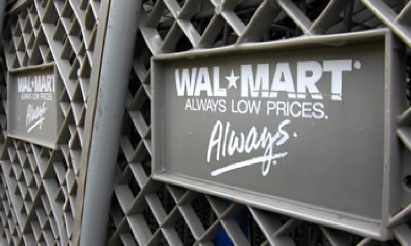 Walmart cuenta con una plantilla de 2.2 millones de trabajadores en el mundo. (Foto: AP)