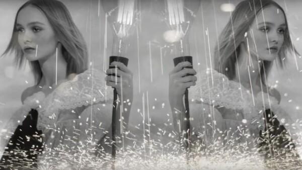 Lily-Rose Depp para Chanel Nº5 L'Eau